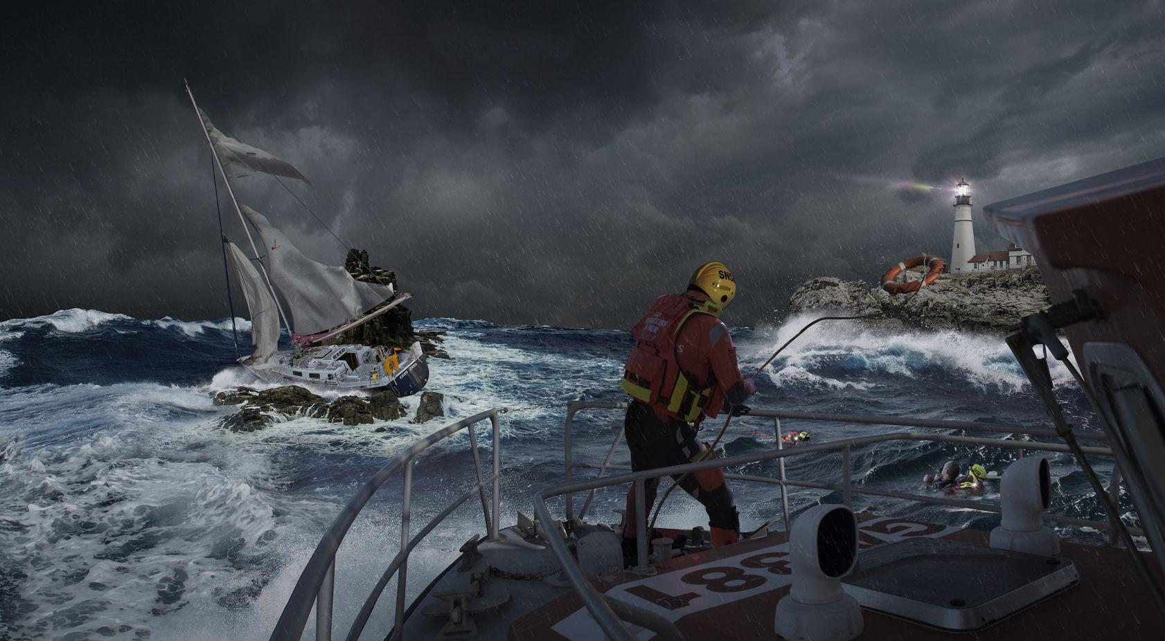 Comment Alerter Les Secours En Mer
