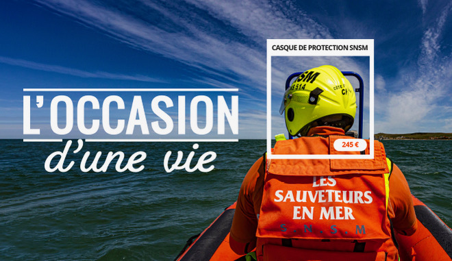 Soutenez Les Sauveteurs En Mer Sur Leboncoin Les Sauveteurs En Mer