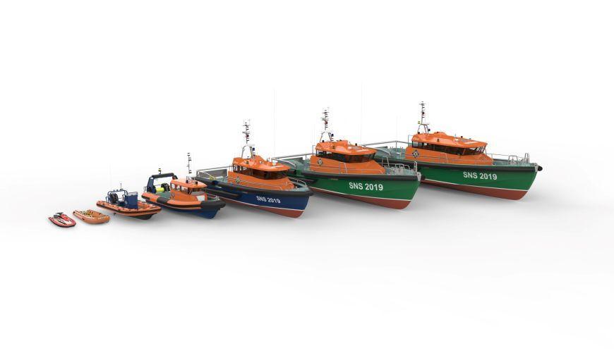 Presentation Du Programme Nouvelle Flotte Les Sauveteurs En Mer